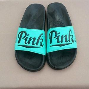 Sandals, PINK by Victoria's Secret