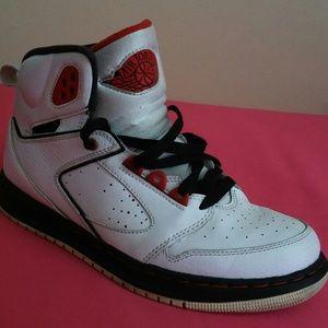 Nike Air Jordan Sneakers Size 5.5 Y, 7 WOMEN , 5.5