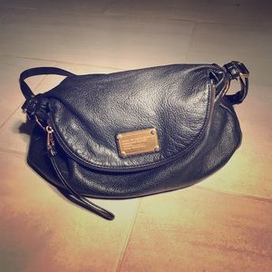 Genuine Leather Marc Jacobs over the shoulder bag