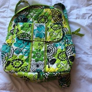 Cute Small Vera Bradley Backpack