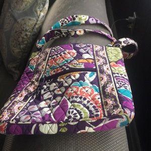 Vera Bradley crossbody bag.