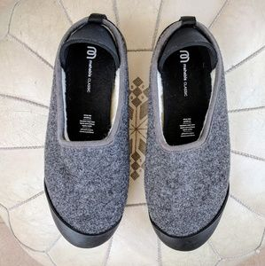 8e8a85374e5 Mahabis Shoes - Mahabis Classic Grey Slippers with Outdoor Sole 10