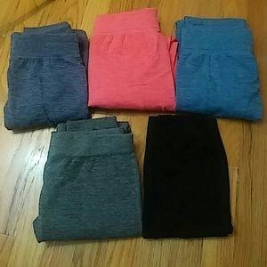 Pants - Lot of 5 leggings