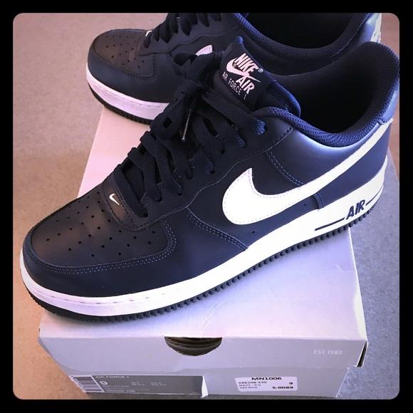 Nike Air Force Newyork Yankee Blue