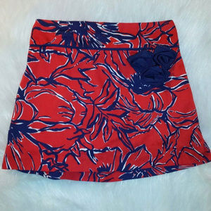 Lilly Pulitzer Kimber Skirt Size 8