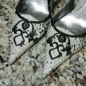 J. Renee Sling Back Shoes