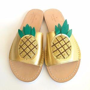 1bdbe2b5c05f kate spade Shoes - 🍍kate spade Ibis Pineapple Sandals - NWOT🍍