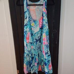NWT Lilly Pulitzer pretty mini dress