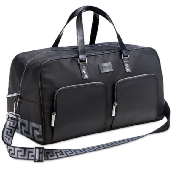 903cb9fba3 Versace Weekender travel bag new with tags