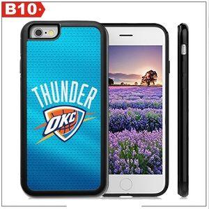 Oklahoma City Thunders iPhone X 8 Plus 7 6 6S NBA