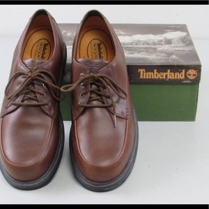 ♦️NIB: Timberland Montgomery Mud Brown Oxford