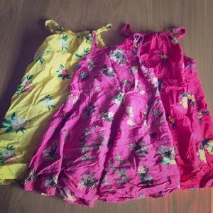 Bundle summer dresses