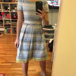 Elie Tahari Daytime Cocktail Dress Sz 2