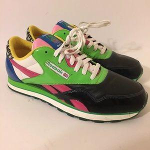 ceb33056c06 ... Reebok Shoes - Reebok x Rolland Berry Classic Collab Shoes Sz 11 ...