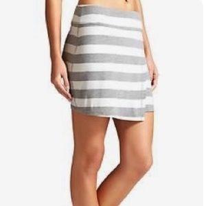 Athleta Ribbon Striped Skirt