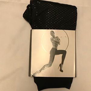 Express Ankle Stockings Tights Leggings S/M NEW