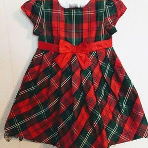Girls Size 3t George ™ Christmas Dress