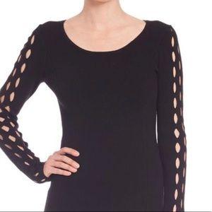 Elie Tahari merino wool dress