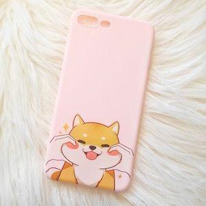 Accessories - Corgi Iphone Case 7Plus 8Plus