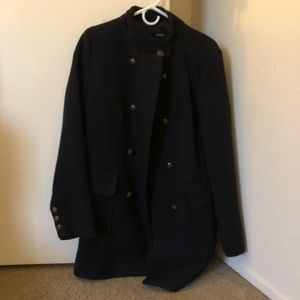 Forever 21 Heavyweight Coat