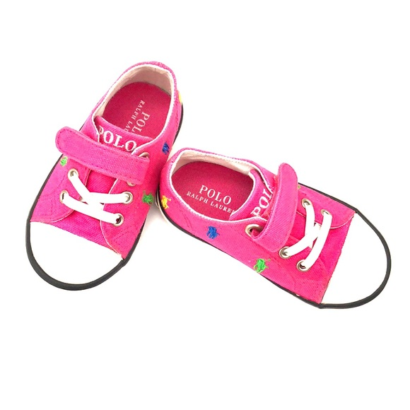 72383c3842510 Polo by Ralph Lauren Shoes   Kody Canvas Lowtop Sneaker   Poshmark