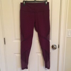 Pants - Victoria's Secret Sport Mesh Leggings