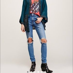 NWT Urban Outfitters High Rise Levi's