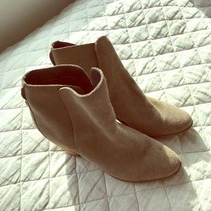 Dolce vita booties in great condition
