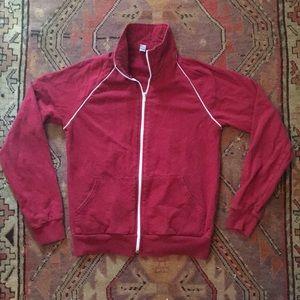 American Apparel track jacket