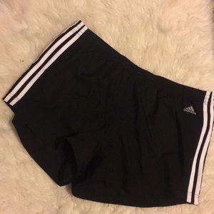 Black Adidas Shorts