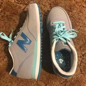 New Sz 7 501 new balance shoes