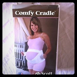 Accessories - Scott Comfy Cradle Maternity Low Back Support Belt