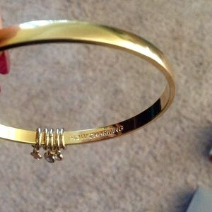 "Kate Spade ""how charming"" bracelet"