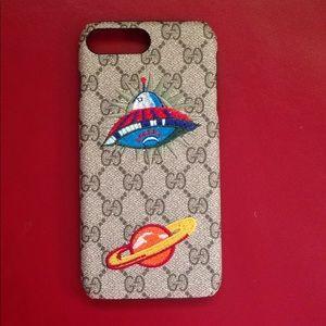 Gucci I phone 7-8 plus case