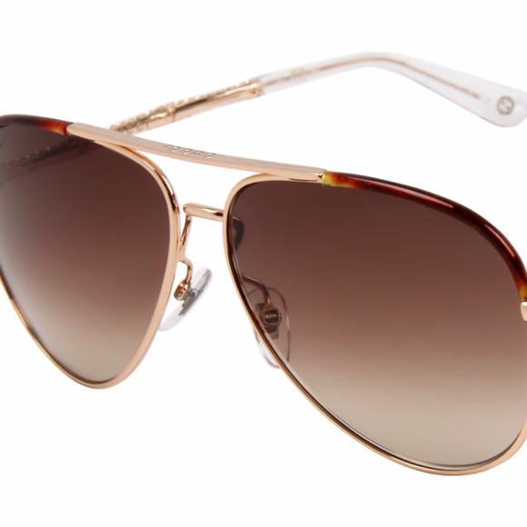 35489d97a4 Gucci Accessories - Gucci GG4276 N S Women s Aviator Sunglasses