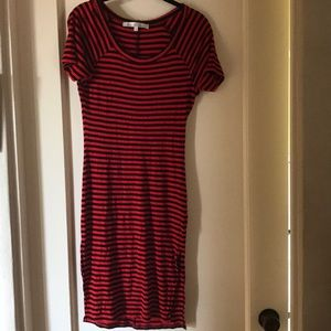 Lovers + Friends striped dress