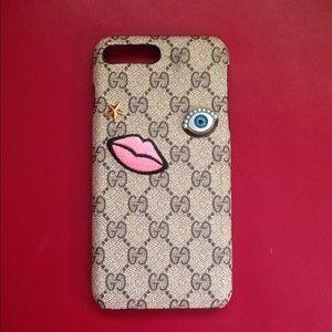 Gucci I phone 7/8 plus case