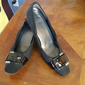 Stuart Weitzman black heels 7 1/2