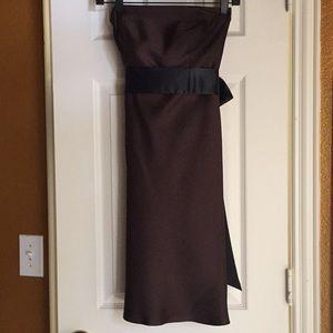 Ann Taylor dress with sash