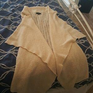 A sweater vest