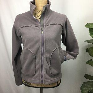 Patagonia Synchilla Fleece Full Zip Grey Jacket