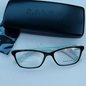 Ralph Lauren Glasses, Case, Cloth
