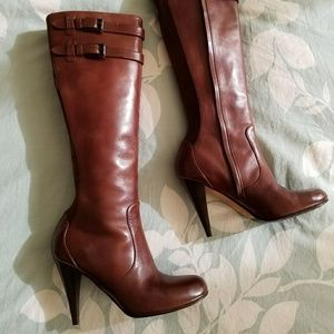 Cole Haan Air Jalisa Leather Tall Boot NWOT