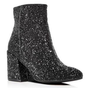Brand new NIB Kenneth Cole Randii Glitter Booties