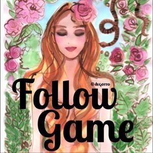 Tops - Follow Game 💕💕💕💕💕