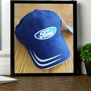 FORD baseball hat, blue