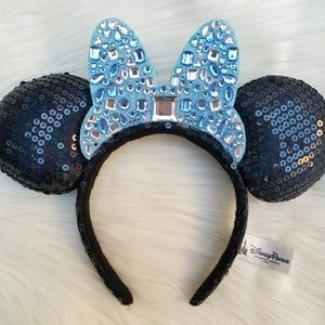 Authentic 60th Anniversary Minnie Mouse Ears