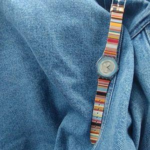 2001 Swatch Watch