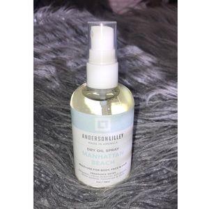 Dry Oil Spray - fabfitfun