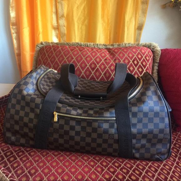 206f03c16d54 Louis Vuitton Handbags - Louis Vuitton Travel Bag Neon Eole 55